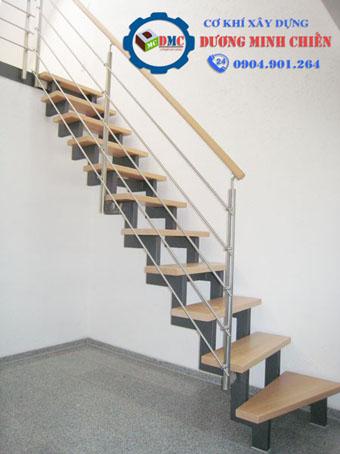 cầu - thang - sắt - đẹp - đơn - giản